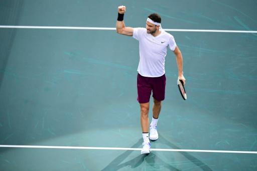 Tennis: la Bulgarie remplacera la Suisse à l'ATP Cup