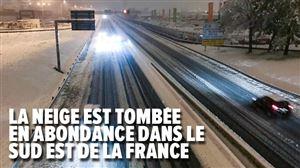 Prévisions météo: quelques flocons attendus le long de la frontière française