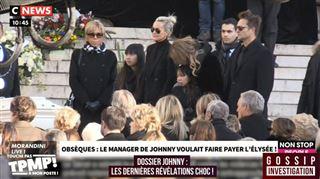 Quand Laeticia Hallyday demandait l'impensable à l'Elysée pour les funérailles de Johnny- Elle a décidé de tout