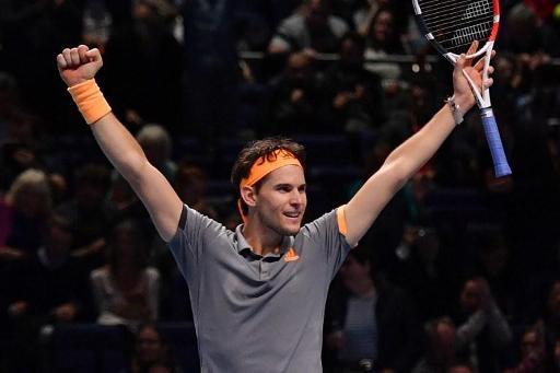 Masters ATP - Vainqueur du tenant du titre Alexander Zverev, Dominic Thiem rejoint Stefanos Tsitsipas