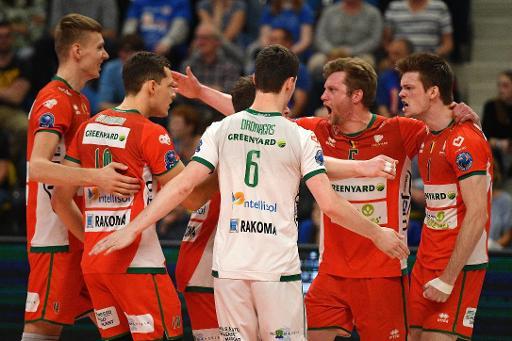 EuroMillions Volley League - Succès de Roulers, Haasrode Louvain, Alost et Maaseik dans la 6e journée