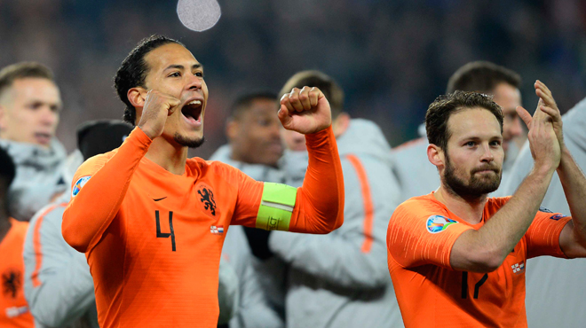 Jeu, ambition, bilan: comment les Pays-Bas ont mérité leur qualification à l'Euro 2020