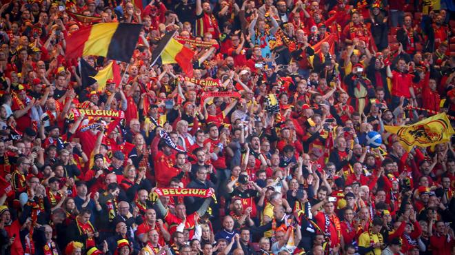 1670 parents et enfants invités au match Belgique-Chypre en récompense de leur fair-play
