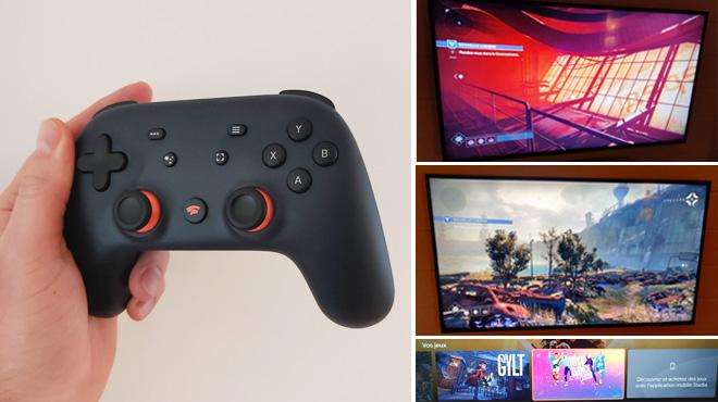 Le jeu vidéo fait sa révolution: Google Stadia est le premier à proposer le STREAMING total, on l'a essayé en avant-première