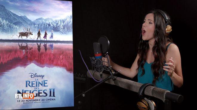La Reine des Neiges 2- la musique tant attendue à découvrir en vidéo