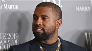 La nouvelle lubie de Kanye West