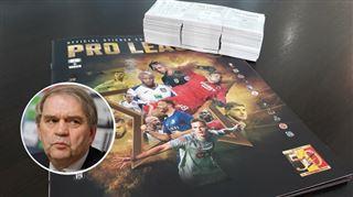 La Pro League et Panini dévoilent le nouvel album 2019/2020- Pierre François en profite pour lancer un message