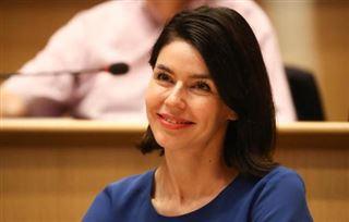 Valérie Glatigny, ministre francophone des sports, mise sur le sport féminin