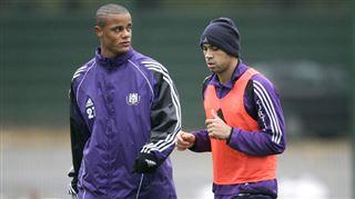 Le père de Vincent Kompany révèle le salaire vertigineux de son fils à Anderlecht lors de ses débuts