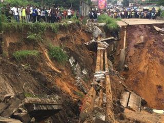 RDC- au moins 41 morts victimes de pluies diluviennes à Kinshasa