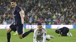 Les excuses de Thomas Meunier après la blessure d'Eden Hazard
