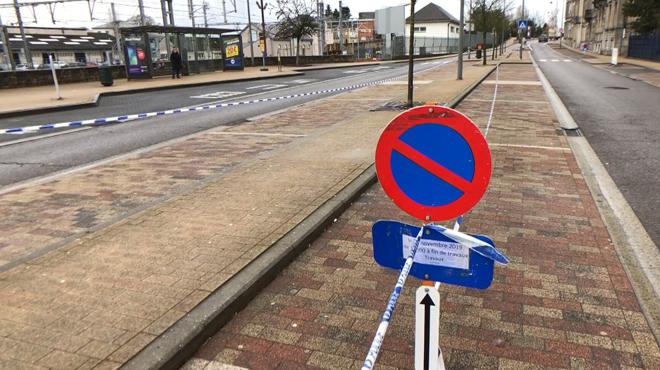 Le centre-ville d'Arlon fermé à la circulation à cause d'une manifestation de zadistes pourtant reportée