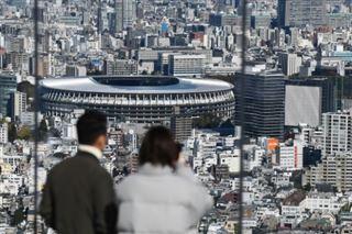 JO-2020- le stade olympique de Tokyo prêt à affronter la chaleur