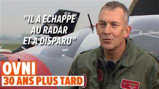 Il y a 30 ans, une vague d'OVNI crée l'émoi en Belgique- C'est un phénomène un peu extraordinaire, raconte un pilote de F16
