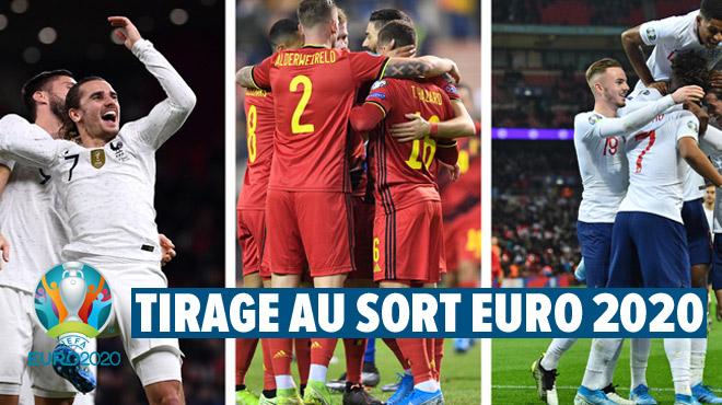 Euro 2020: pourquoi la Belgique et les autres ténors peuvent déjà penser aux huitièmes de finale