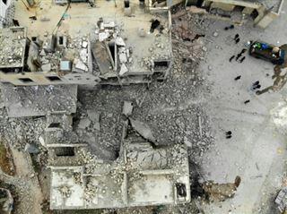 Syrie- environ 70 combattants tués dans de violents affrontements à Idleb