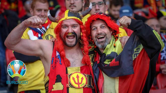 Euro 2020: une première info importante vient de tomber pour les supporters des Diables