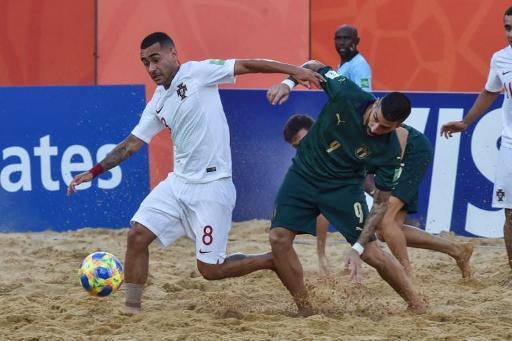 Le Portugal champion du monde de beachsoccer pour la troisième fois
