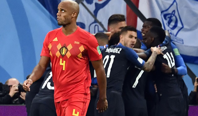 Une revanche pour la Belgique contre la France en mars 2020? La Fédération a donné sa réponse