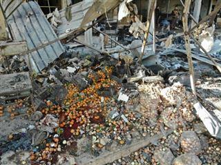 Syrie- raids du régime, bombardements turcs, 30 civils tués à travers le pays
