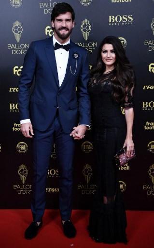 Ballon d'Or - Le gardien de Liverpool Alisson Becker remporte le premier Trophée Yachine