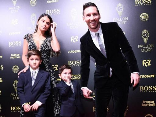 Ballon d'Or - Record absolu pour Lionel Messi qui remporte un 6e Ballon d'Or