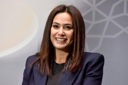 L'actrice star tunisienne Hend Sabri