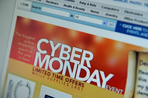Cyber Monday: vers un record pour les ventes en ligne aux Etats-Unis