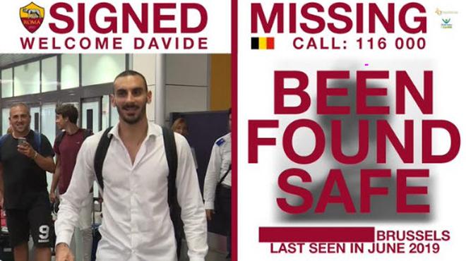 Comment ce club italien a aidé à retrouver un jeune Belge et quatre autres enfants disparus