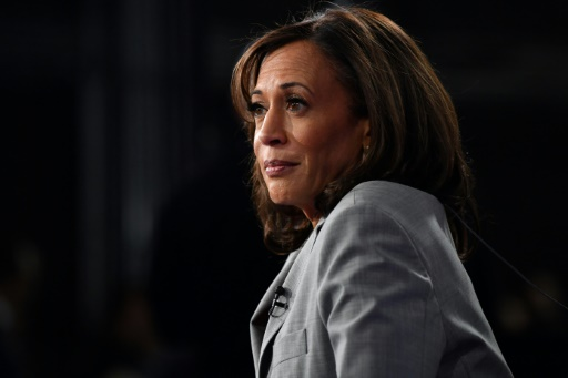 Présidentielle américaine: la sénatrice Kamala Harris abandonne la primaire démocrate