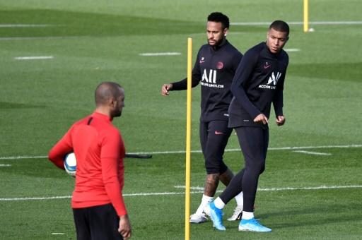 L1: Neymar et Mbappé titularisés ensemble pour la 1re fois cette saison avec le PSG