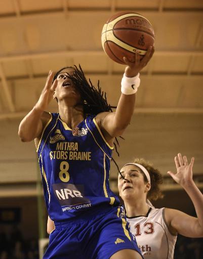 Euroligue basket (d) - Castors Braine écrase les Turques de Cukurova 90-59