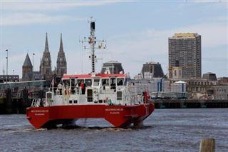 Une clôture intelligente pour mieux protéger le port d'Ostende