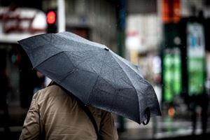 De la pluie mais des températures plus douces pour le week-end