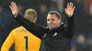 Très courtisé, Brendan Rodgers ne quittera pas Leicester 2