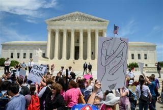 USA- la Cour suprême laisse en vigueur une loi restrictive du Kentucky sur l'avortement