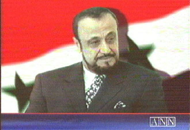Biens mal acquis- ouverture du procès de l'oncle de Bachar al-Assad à Paris