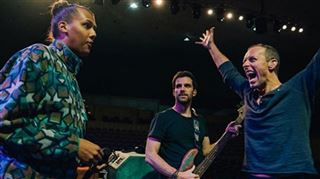 Coldplay fan de Stromae- C'est notre chanteur préféré