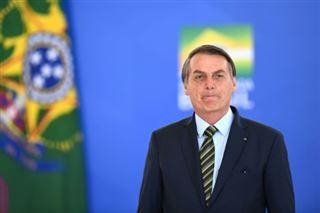 Brésil- Bolsonaro évoque la possibilité d'un cancer de la peau