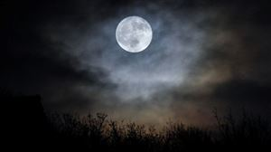 Bernard a filmé la dernière pleine lune de la DÉCENNIE: voici sa magnifique vidéo