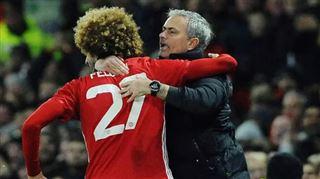 José Mourinho rêve d'un retour de Marouane Fellaini en Angleterre- le Belge lui adresse un message clair
