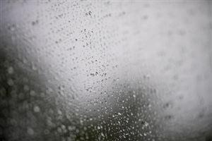 Un week-end plutôt pluvieux et nuageux