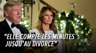 Le mariage entre Melania et Donald Trump au bord de l'explosion? Une ex-collaboratrice brise le silence