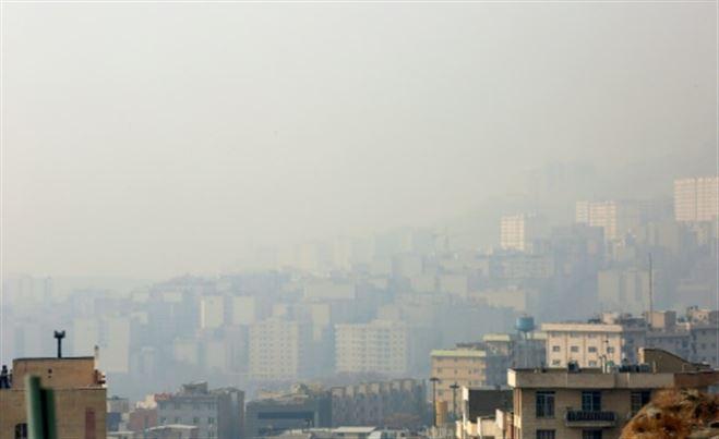 Pollution atmosphérique en Iran- les écoles fermées dans plusieurs villes