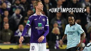 Les supporters d'Anderlecht furieux contre le plus gros transfert du dernier mercato