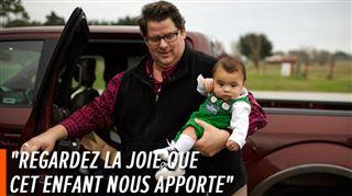 A 7 mois, Charlie, le plus jeune maire des États-Unis est contre l'avortement- Tout est parti d'une plaisanterie raconte sa mère