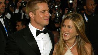 Jennifer Aniston et Brad Pitt de plus en plus complices- Jen l'a toujours considéré comme son âme sœur