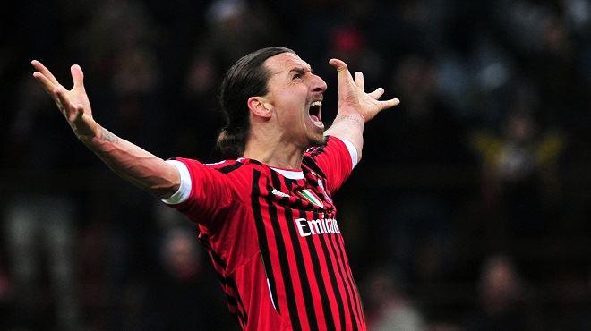 Officiel- Zlatan Ibrahimovic est de retour à l'AC Milan