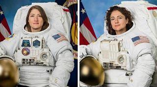Christina Koch est désormais la femme restée le plus longtemps dans l'espace
