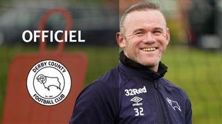 Mercato- Wayne Rooney devient officiellement entraîneur-joueur en D2 anglaise